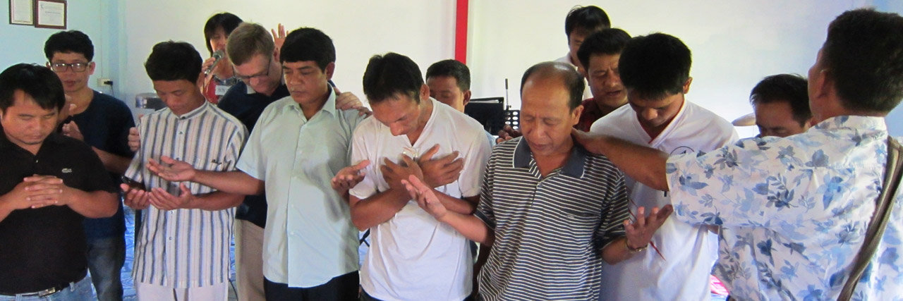 Leaders in East Asia gather to develop and enrich leaders, worship and pray for each other.