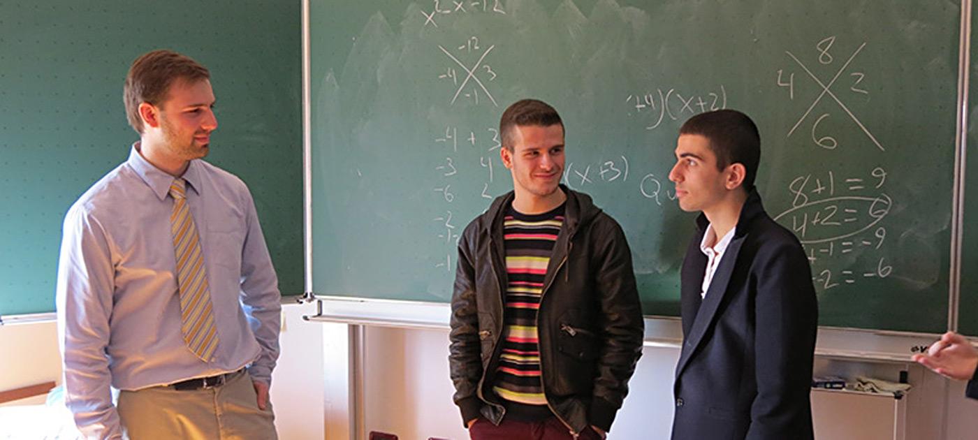 Teach in Albania