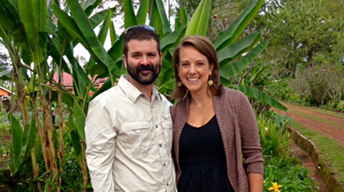 Brent and Alisha Justice