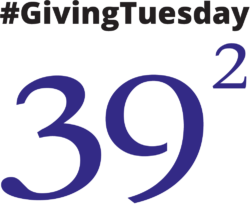 #GivingTuesday: 39 squared
