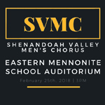 Shenandoah Valley Men's Chorus