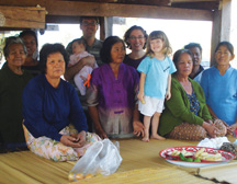 Thailand Youth and Family Worker