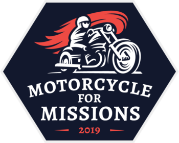 Motorcycle for Missions 2019