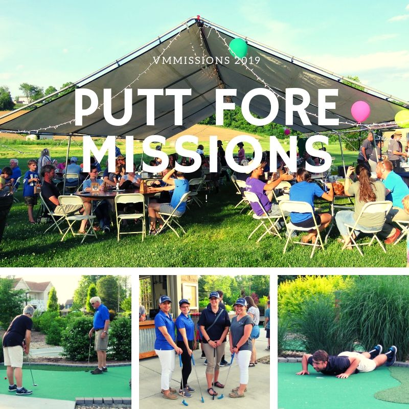 Putt Fore Missions 2019