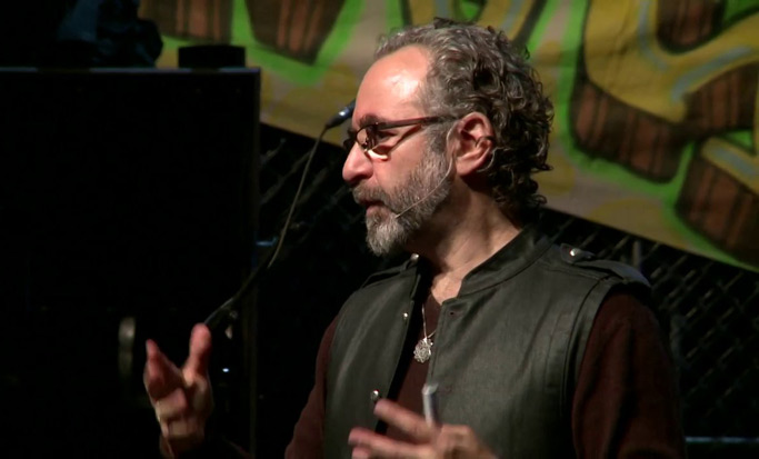 "Alan Hirsch discusses ways to reinvigorate the church through six ""missional DNA impulses"" instead of institutionalism."