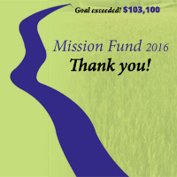 Mission Fund goal met