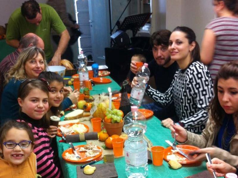 Alternative Christmas Gift: Italy fellowship and faith
