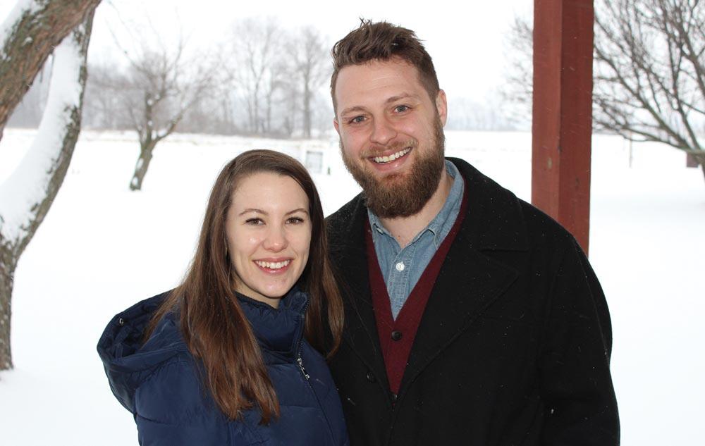 Matthew and Rachel Cordella-Bontrager