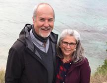 Dan and Mary Hess