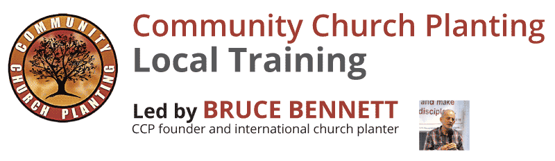 Community Church Planting Training