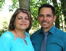 Armando and Veronica Sanchez