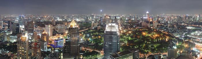 Bangkok, Thailand. Courtesy of Wikipedia