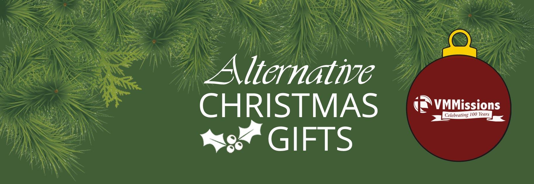 Alternative Christmas Gifts