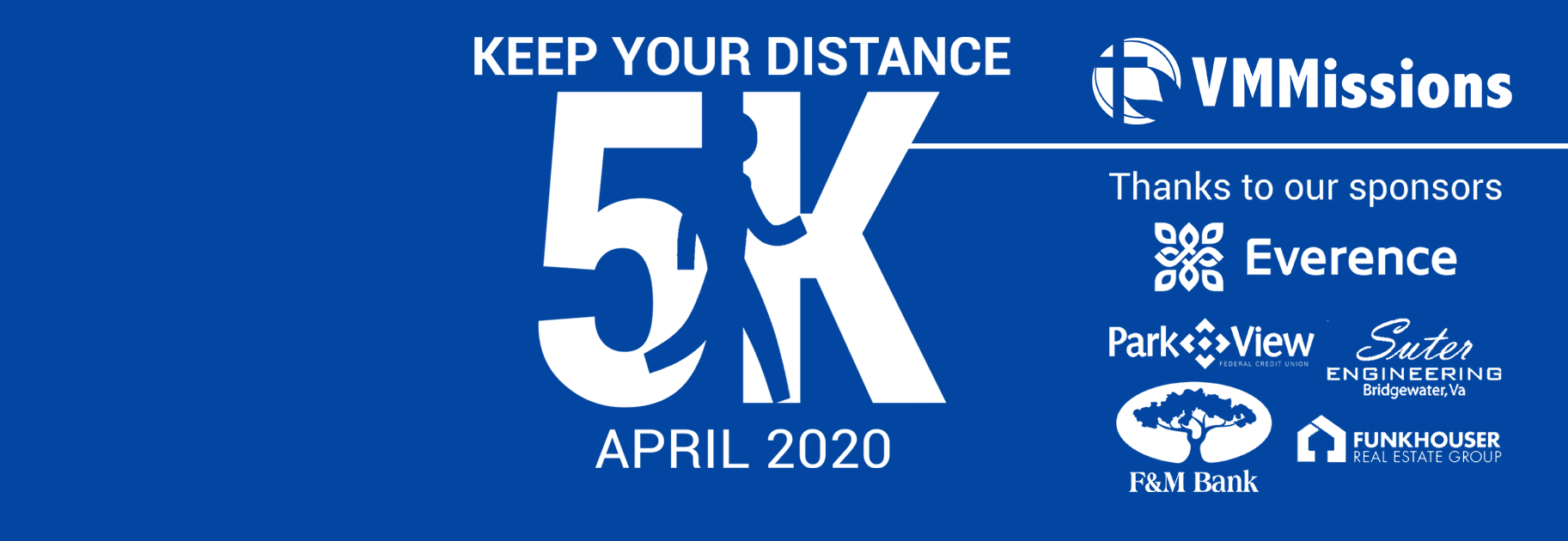 Keep Your Distance 5K