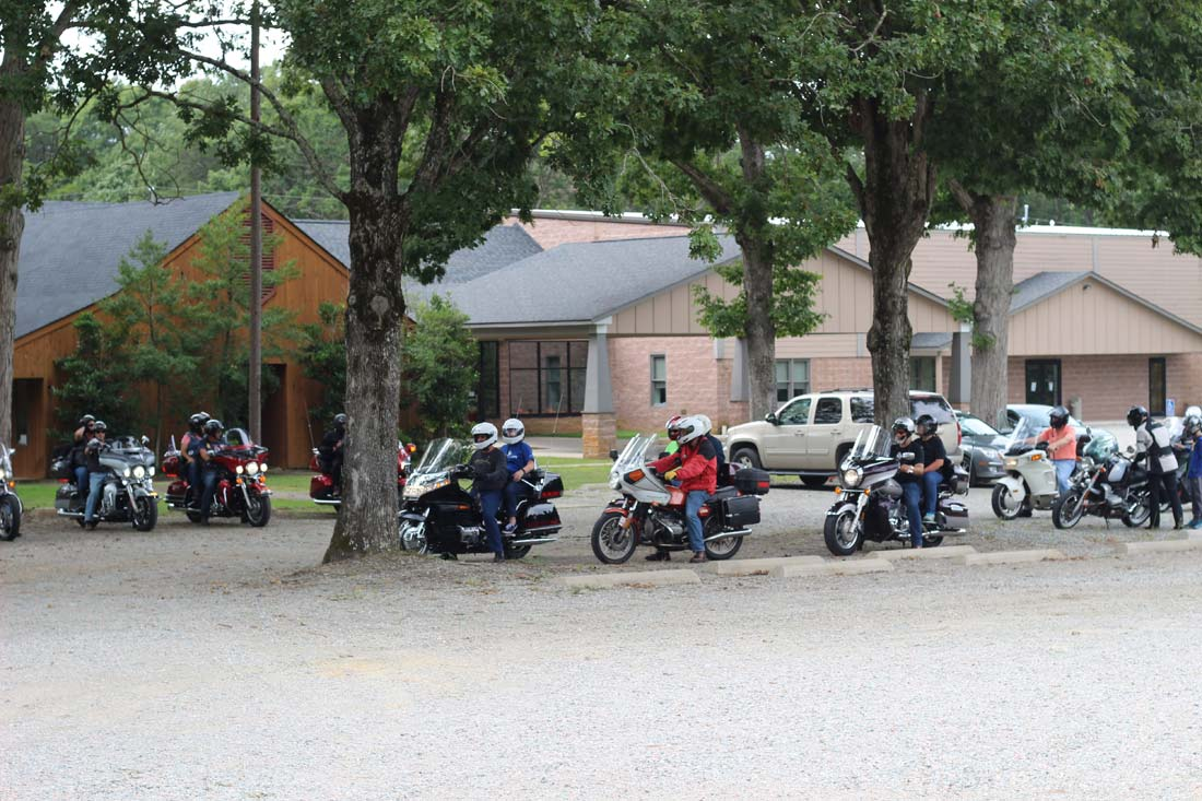 Motorcycle for Missions riders
