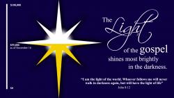 Shine the Light of the gospel