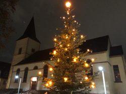 Protestant church in Mannheim