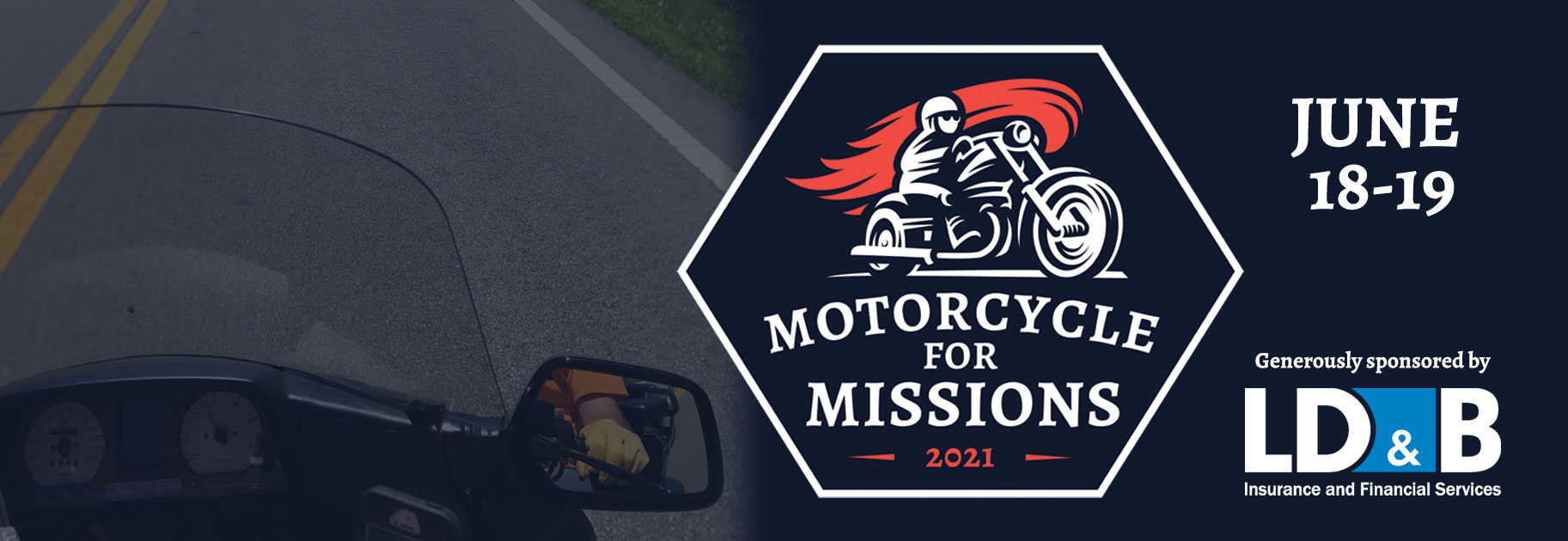 Motorcycle for Missions